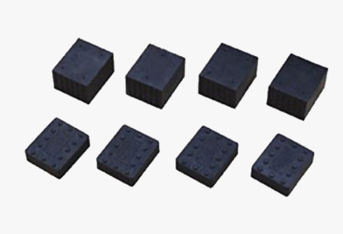 Padded blocks