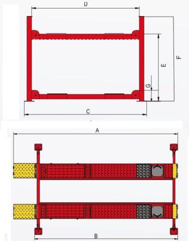 Pro-14 diagram