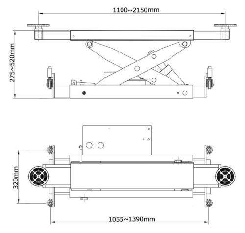 RJ-10A Diagram