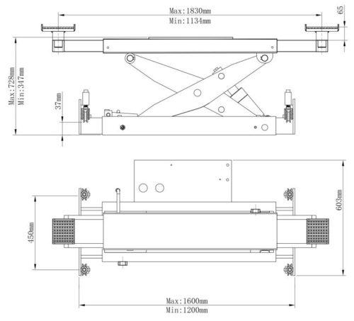 RJ-20A Diagram